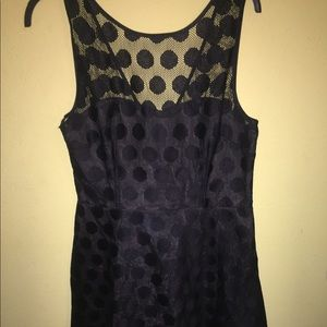 Betsey Johson Polka Dot Dress